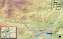 Hayden' Landscapes Revisited - Longs Peak Exfoliation