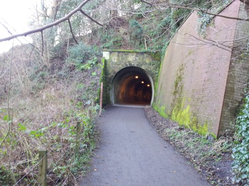 Tunnels, what's not to love?