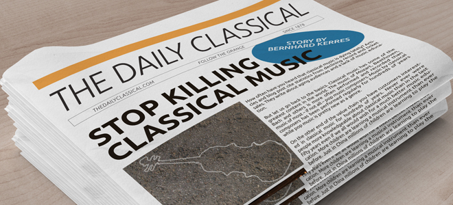 Stop Killing Classical Music