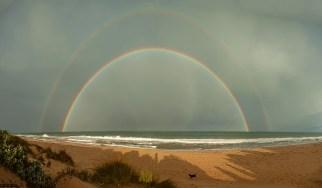 Myalup Beach Rainbow