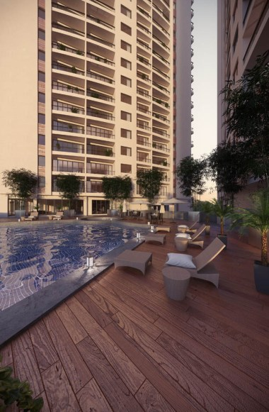 Luxurious Penthouse Apartment in Nairobi Kenya