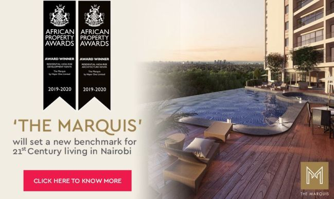 'The Marquis' apartments in kileleshwa nairobi kenya