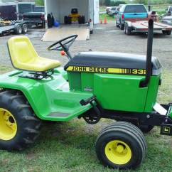 John Deere 210 Lawn Tractor Wiring Diagram 1970 Gm Alternator I'd Like Taller Front Tires On My 332 - What Size Am I Looking For?? Mytractorforum.com The ...