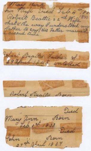 Beattie Letter Page 2