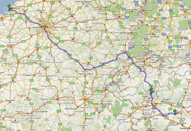The Baroni Route To America
