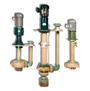 Fybroc cantilever sump pump