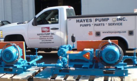 Hayes Pump Northeast Pump Distributor Service