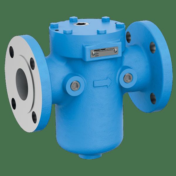 viking pump strainer