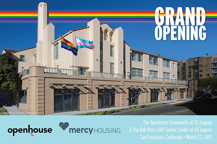 Grand Opening: Openhouse Community At 55 Laguna St