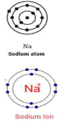 Sodium Dot Diagram : sodium, diagram, Atomic, Structure, Sodium