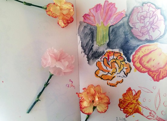 Hayley holen Sketchbook - Hayjayoh