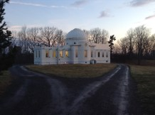 Cornell's Fuertes Observatory