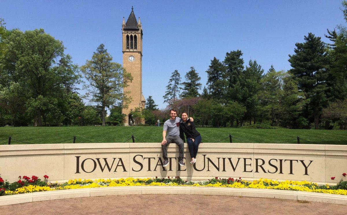 Graduation | Electrical Engineering | Iowa State University | Hayle Olson | www.hayleolson.com