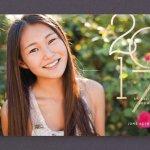 Minted Graduation Invites | College Tips | Hayle Olson | www.hayleolson.com