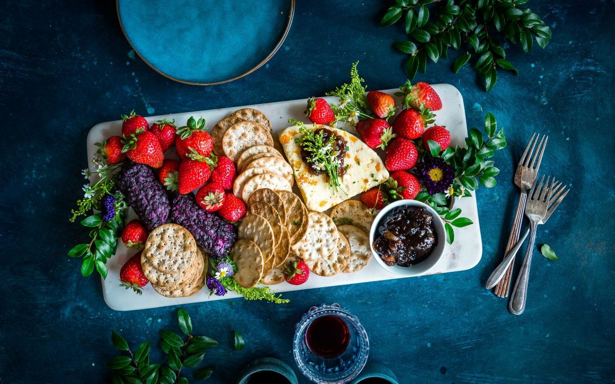 December Nutrition And Food Goals | Hayle Olson