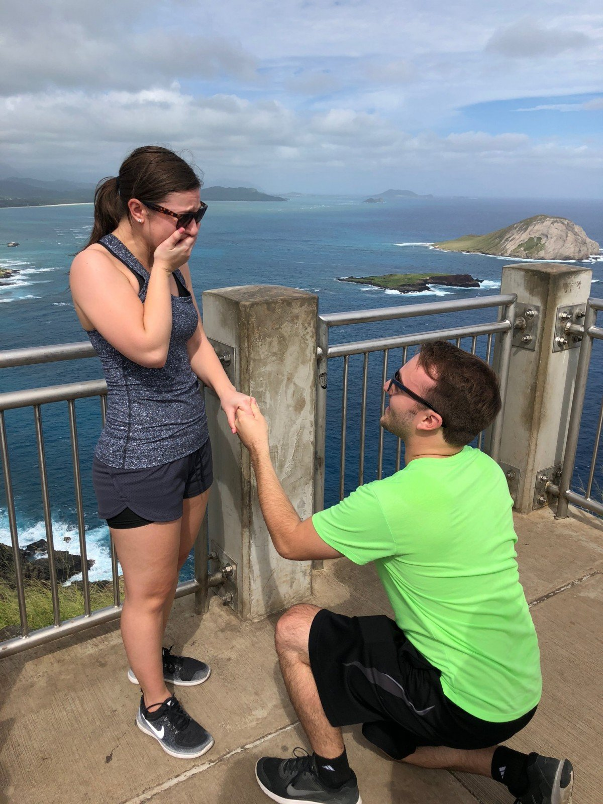 I'm Engaged + Our Proposal Story