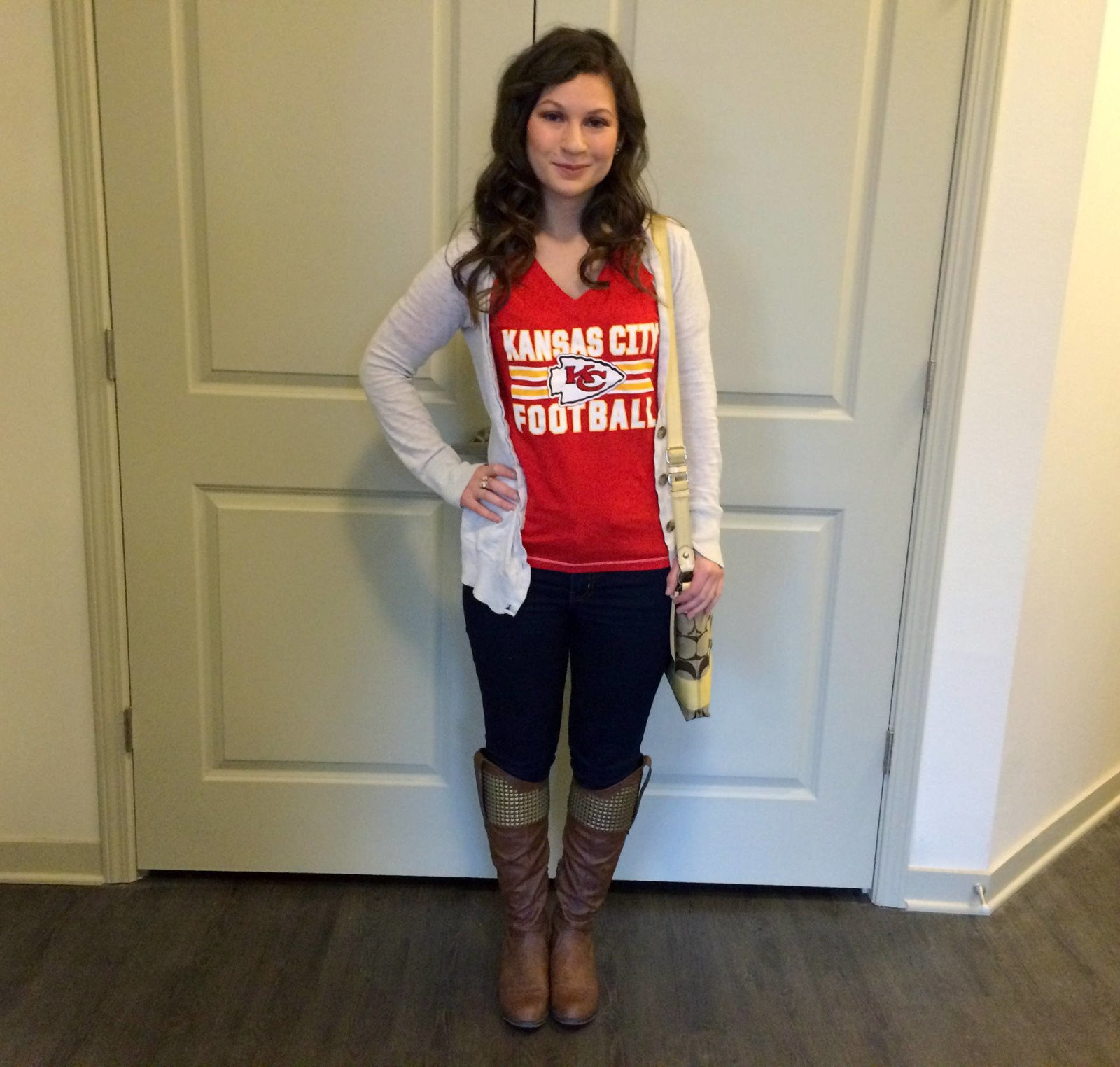 Chiefs GameDay Outfit