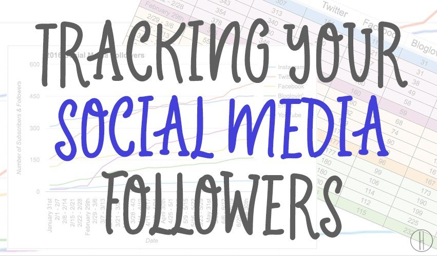 The Importance of Tracking Your Social Media Followers | hayle santella | www.haylesantella.com
