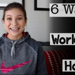 6 Ways to Exercise at Home   College Tips   Fitness Tips   hayle santella   www.haylesantella.com