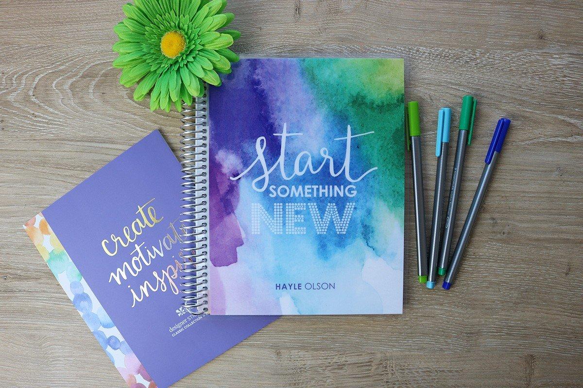 How I Use My Erin Condren Planner | College Tips | hayle santella | www.haylesantella.com
