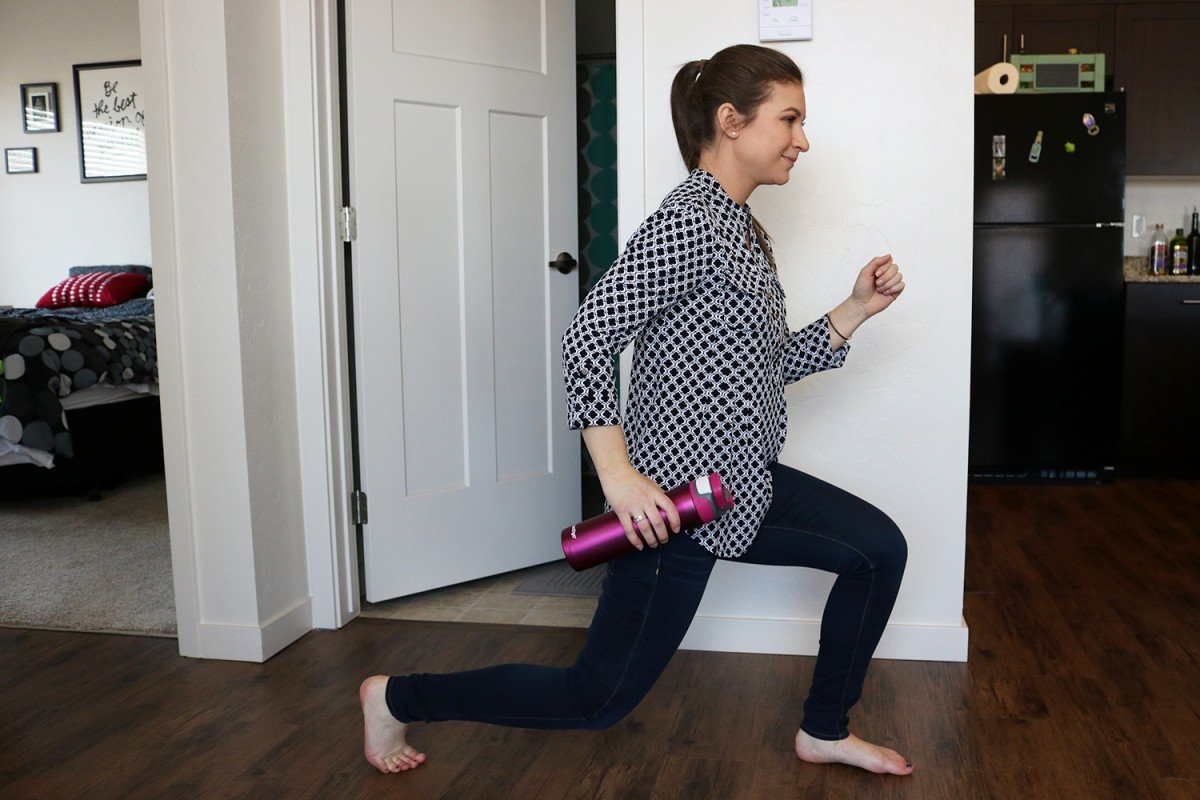 4 Fun Ways To Workout Throughout The Day | College Tips | hayle santella | www.haylesantella.com