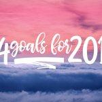 54 Goal Ideas 2018