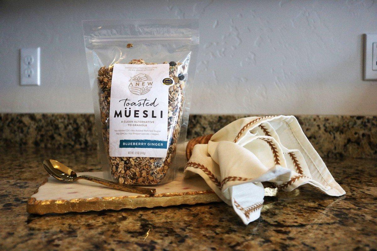 A New Toasted Muesli