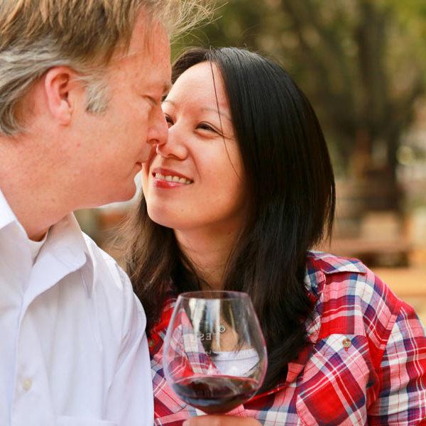 Henry Cowell Engagement Photography Sandra Yi Jen