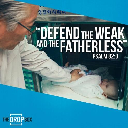Defend Weak // The Drop Box Film