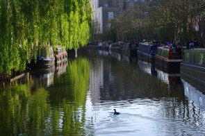 On London's Regent's Canal