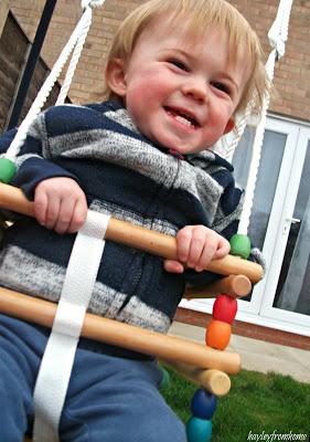 Smiling Swing
