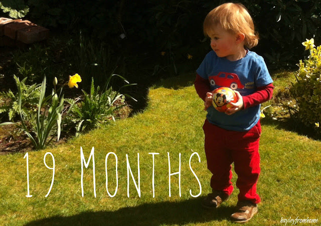 The Funny Things You Do 19 months