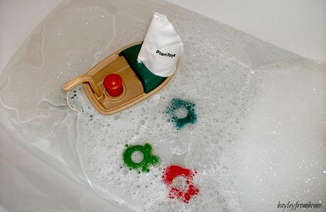 Activity Sailboat