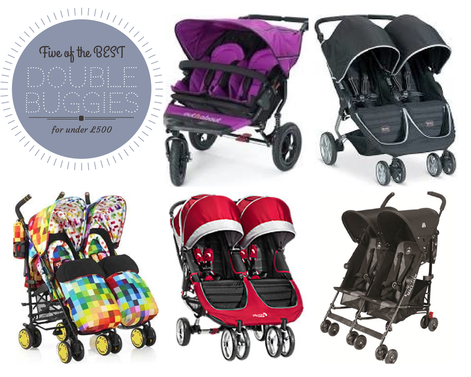 Double Pushchairs
