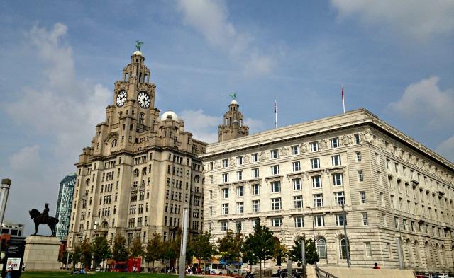 Liver Building Liverpool
