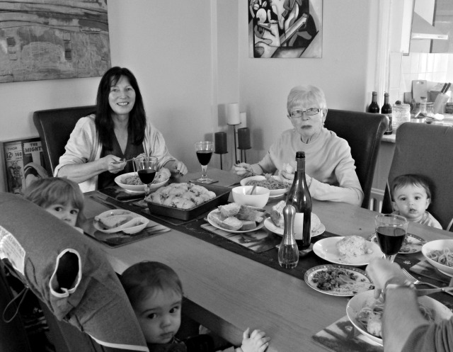Family Meal 2