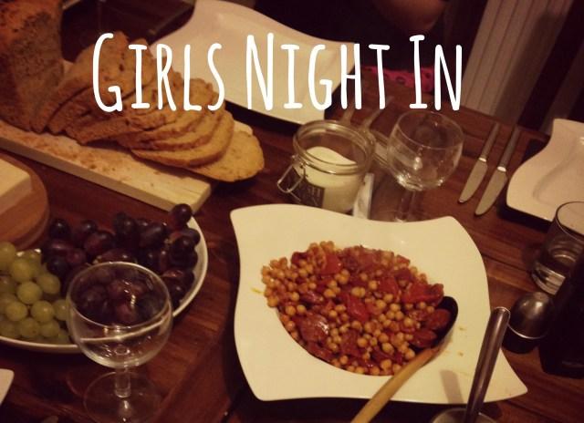 Girly Night In