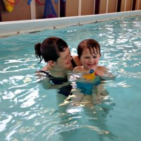 Puddle Ducks Swimming Lessons - Gaining Confidence