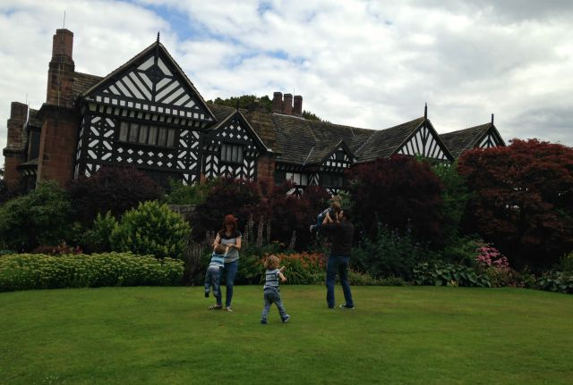 Me & Mine July Speke Hall