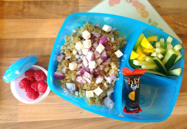 Healthy Lunch Sistema