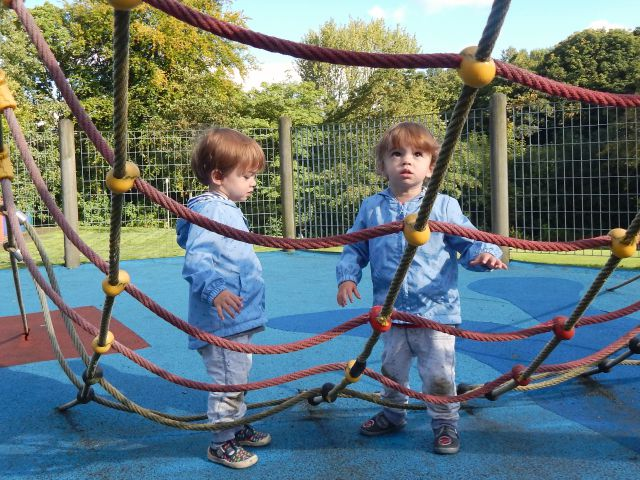 Twin Playground