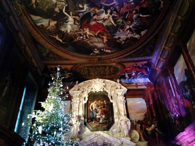 Chatsworth Fresco