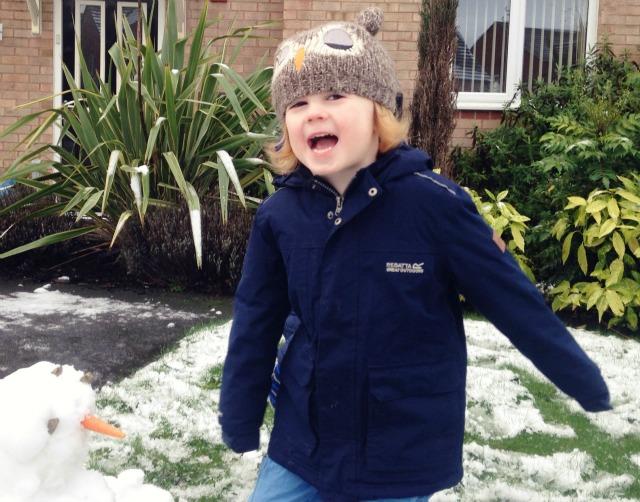 Living Arrows Snow