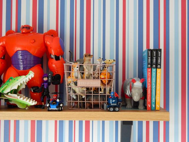 Little Adventurer Boy's Bedroom (1 of 13)