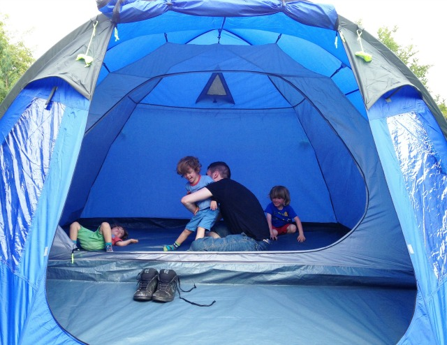 Camping Millets