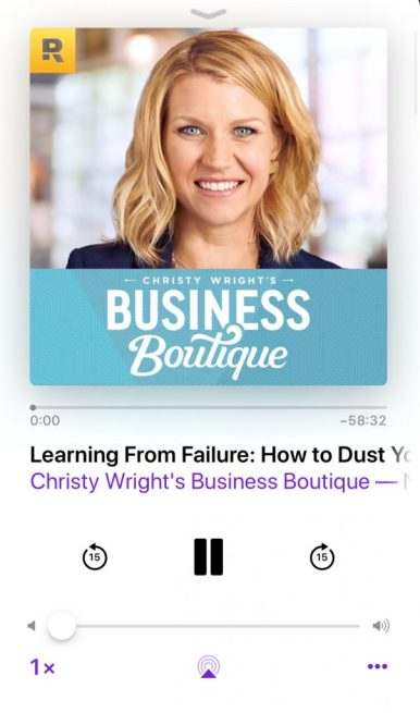 Business Boutique Podcast by Christy Wright