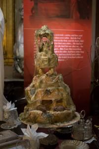 Miss Havisham cake