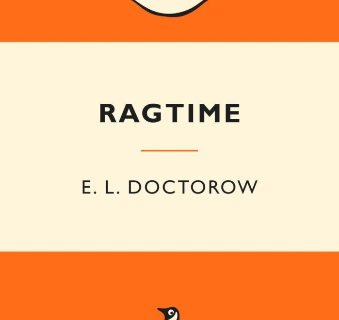 Ragtime book cover E.L. Doctorow