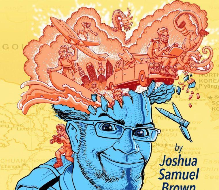 How Not to Avoid Jetlag by Joshua Samuel Brown