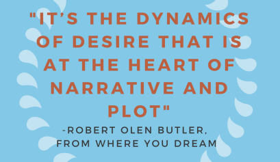 Robert Olen Butler From Where You Dream Quote